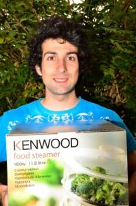 Kenwood food steamer