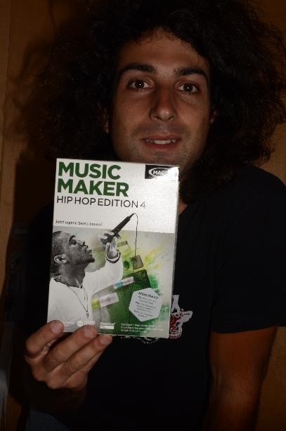 Music Maker Hip Hop Edition