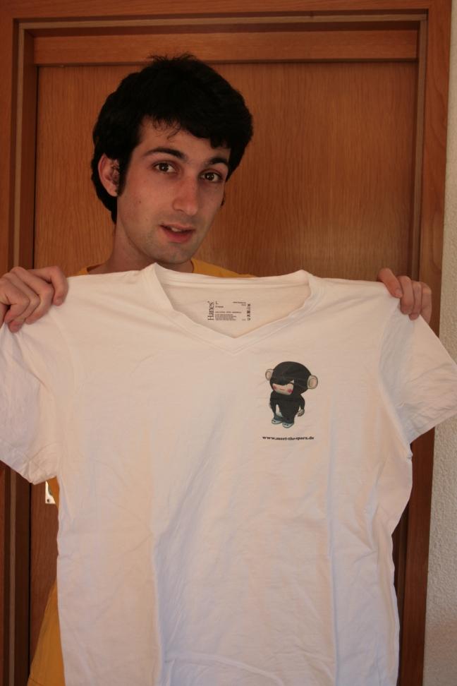 Meet The Sparx T-Shirt