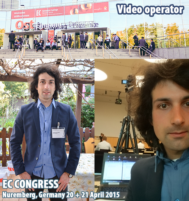 EC CONGRESS Nuremberg, Germany 2015