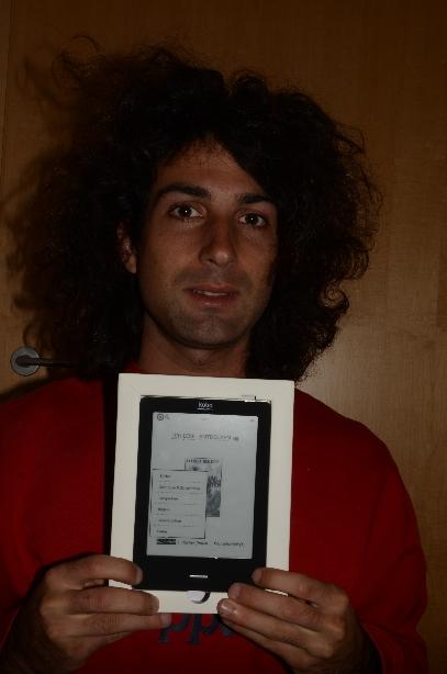 Kobo Ebook Reader
