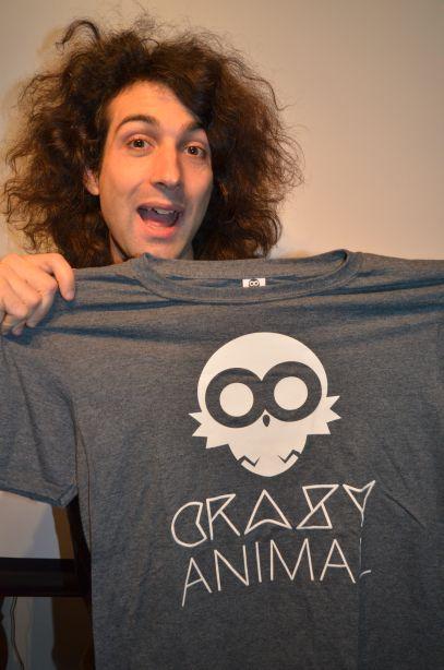 Crazy Animal T-Shirt