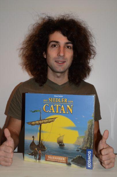 Spiel Siedler von Catan Die Seefahrer