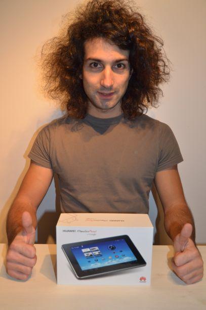 Huawai Tablet