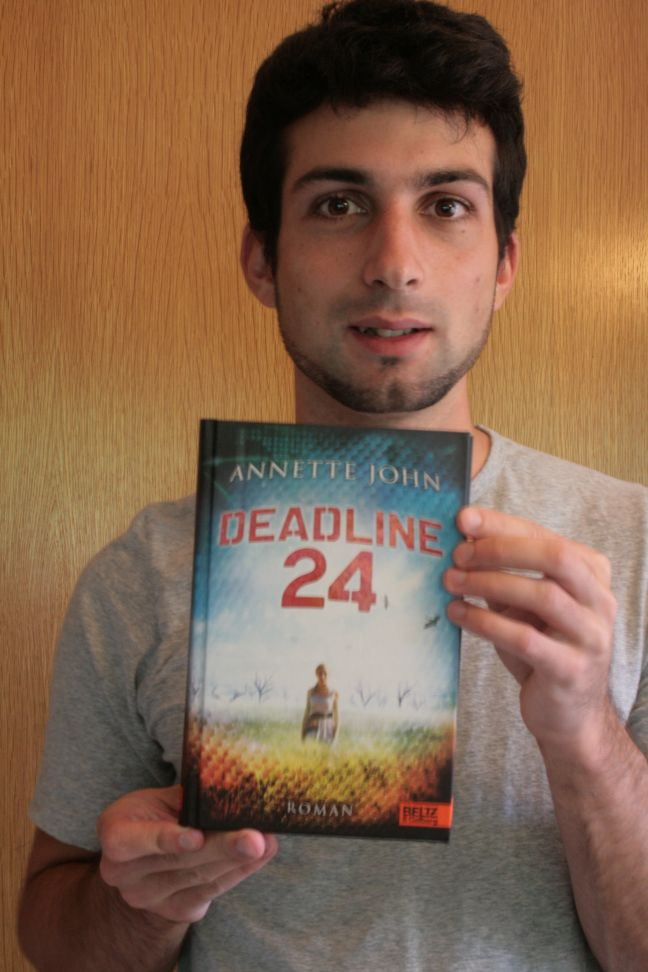 Buch - Deadline 24 - Annette John