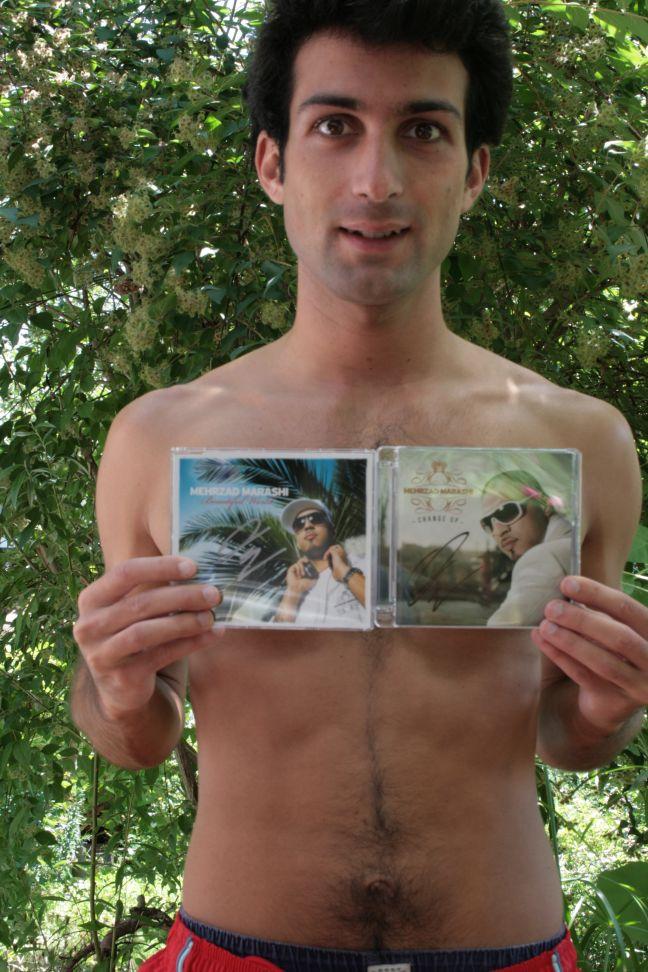 Mehrzad Marashi CD