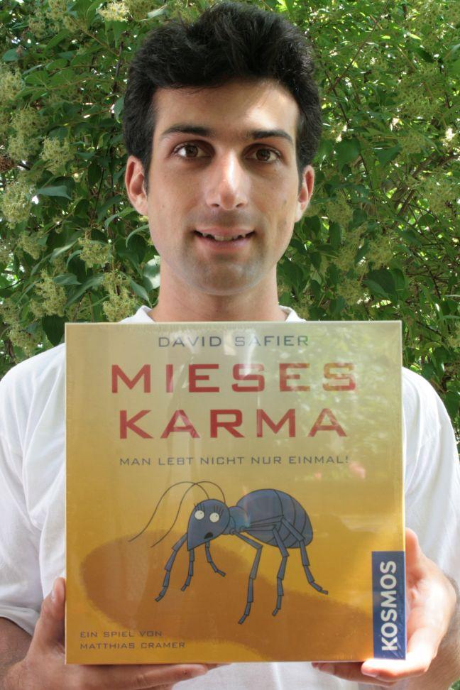 Spiel - Mieses Karma - Kosmos